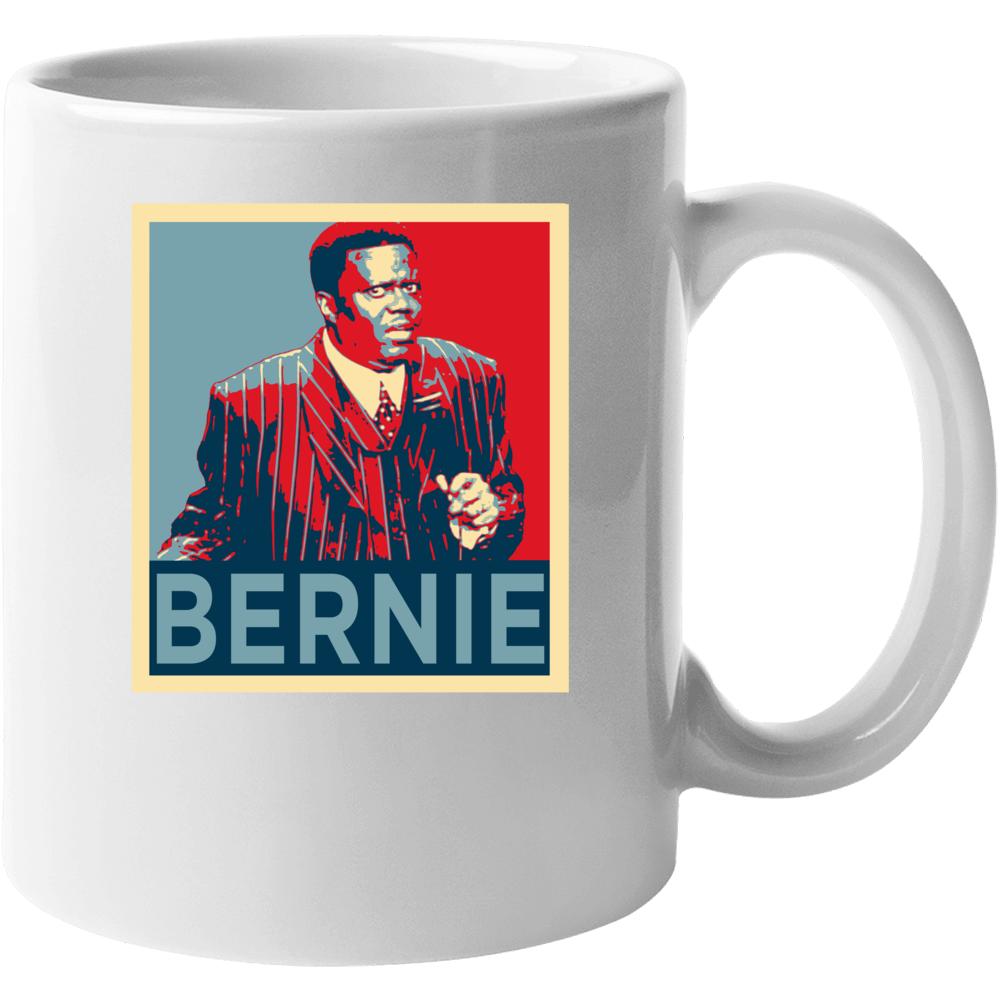 Bernie Mac Stand Up Comedian Funny Comedy Fan Mug