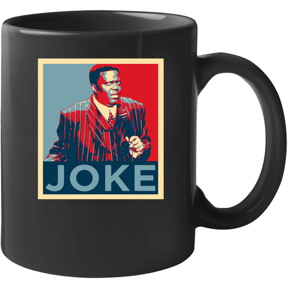 Bernie Mac Stand Up Comedian Funny Comedy Fan Cool Mug