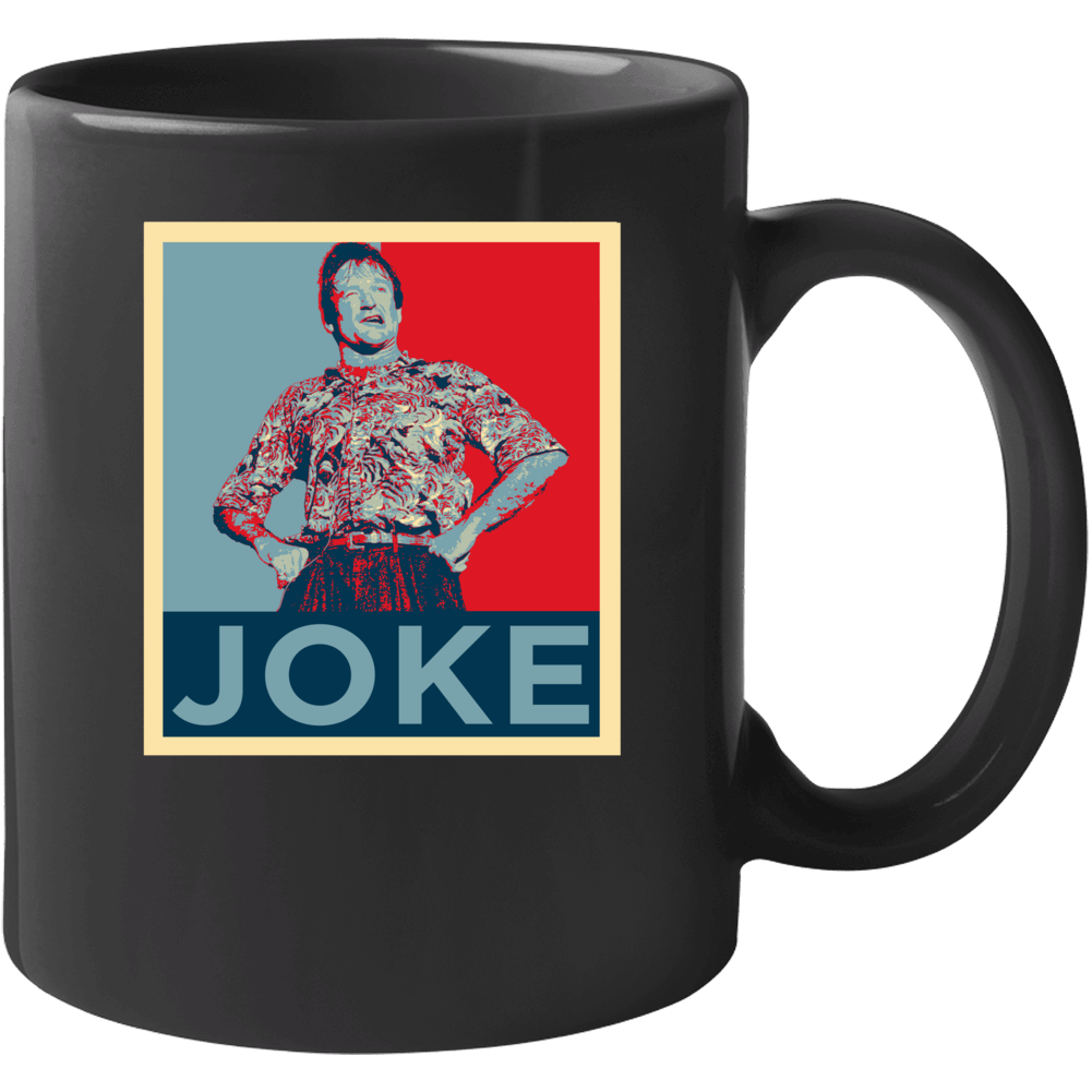 Robin Williams Stand Up Comedian Funny Comedy Fan Cool Mug
