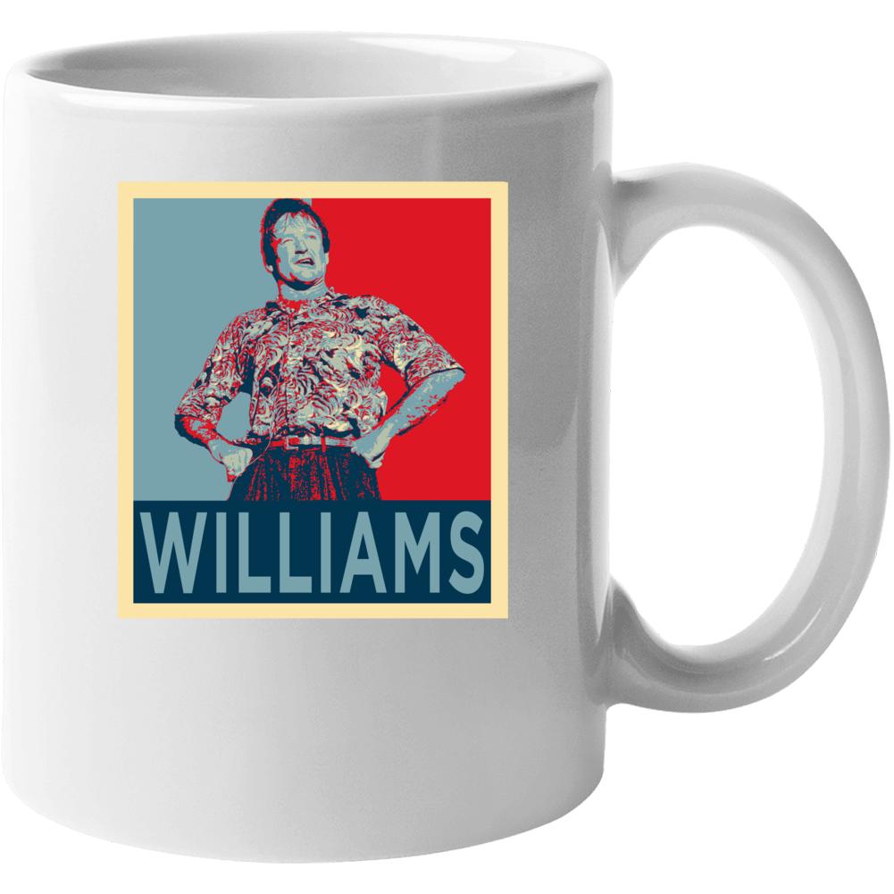 Robin Williams Stand Up Comedian Funny Comedy Fan Mug