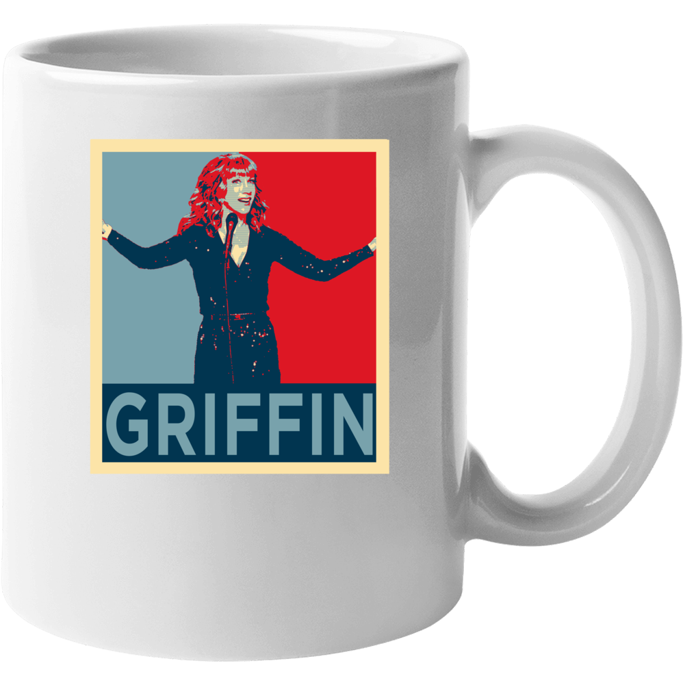 Kathy Griffin Stand Up Comedian Funny Comedy Cool Fan Mug
