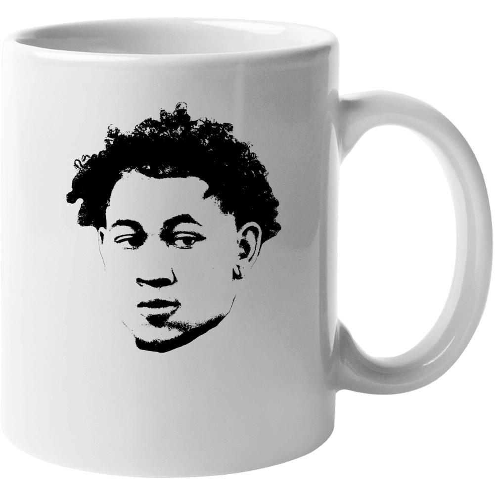 Trey Lance Football Draft Pick Fan Mug