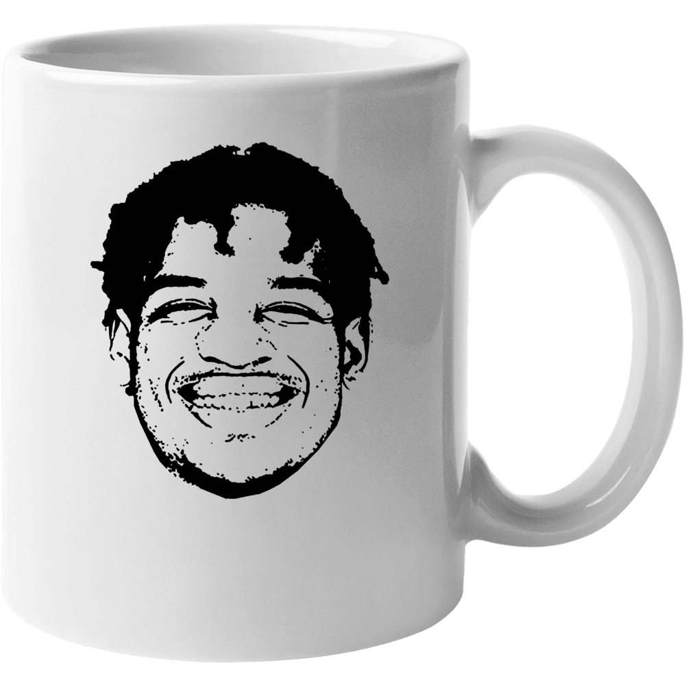 Ja'marr Chase Football Draft Pick Fan Mug