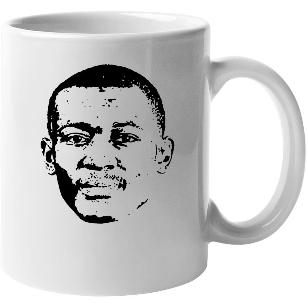 Devonta Smith Football Draft Pick Fan Mug