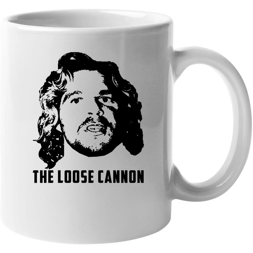 Brian Pillman Pro Wrestler Wrestling The Loose Cannon Fan Mug