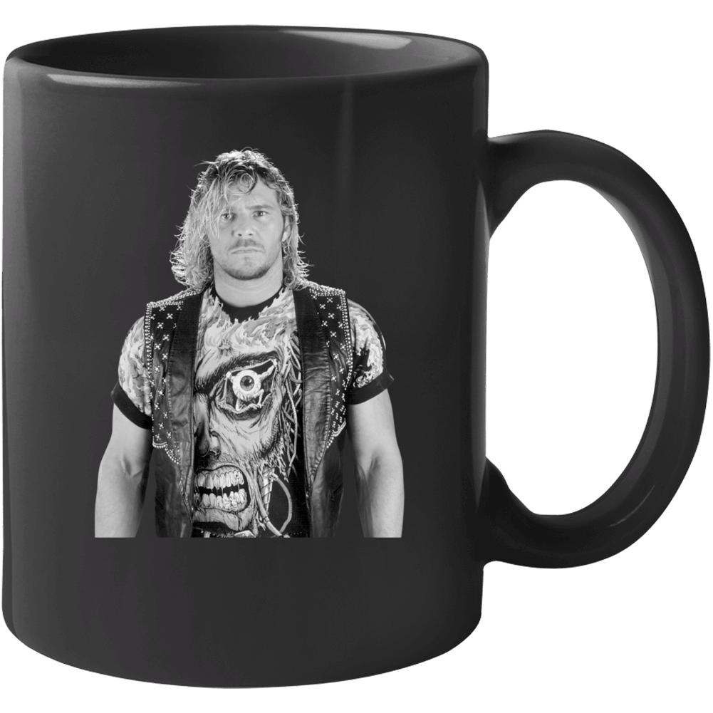 Brian Pillman Pro Wrestling Wrestler Sports Fan Mug