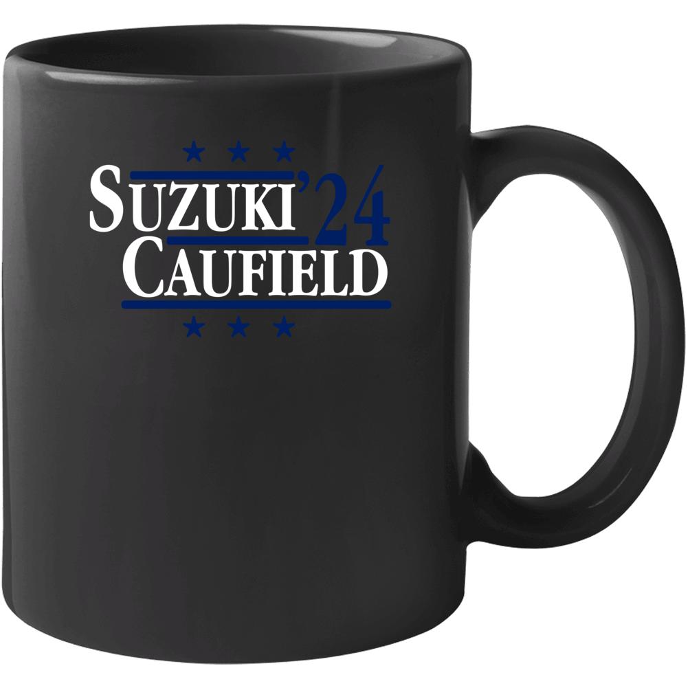 Suzuki Caufield Montreal Hockey Fan Mug