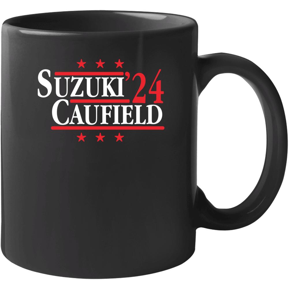 Suzuki Caufield Montreal Hockey Mug