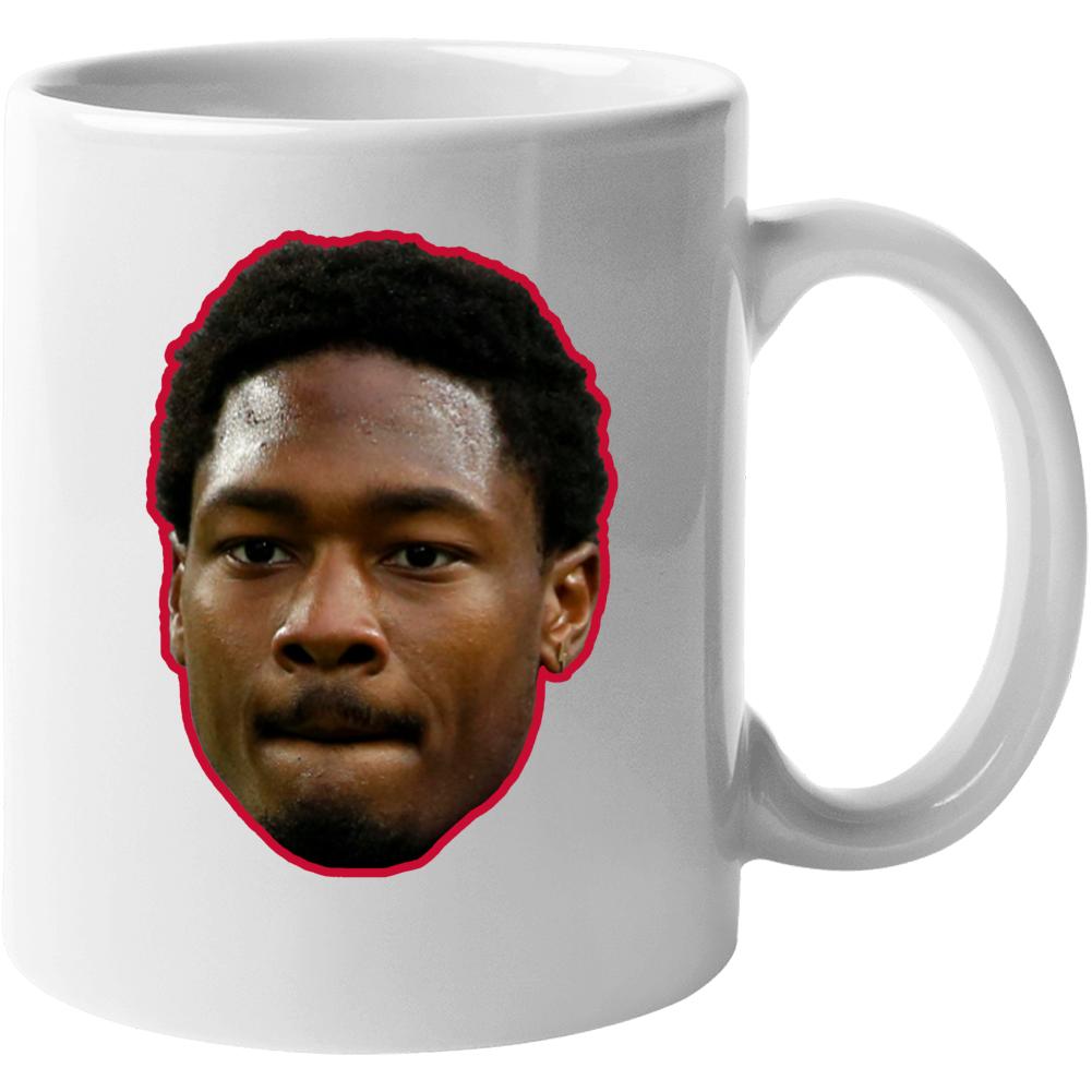 Stefon Diggs Buffalo Football Fan Mug