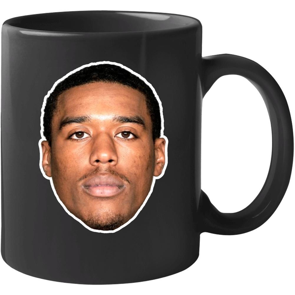 Keelan Cole New York Football Fan Mug