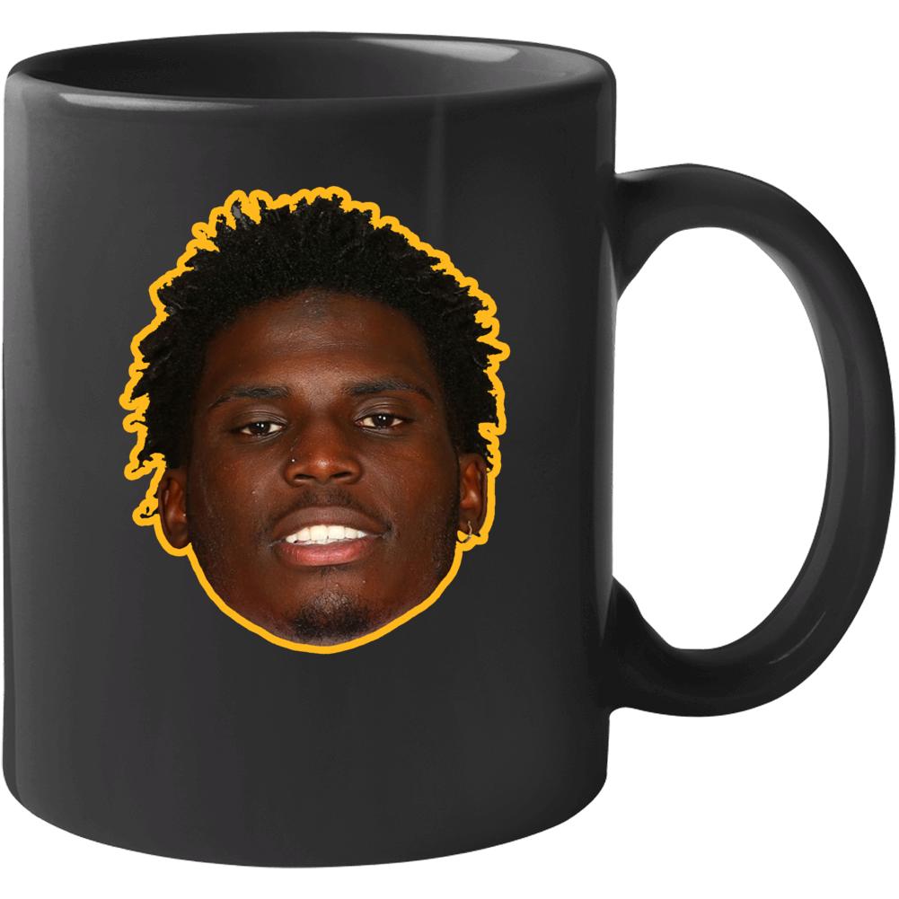 Tyreek Hill Kansas City Football Fan Mug
