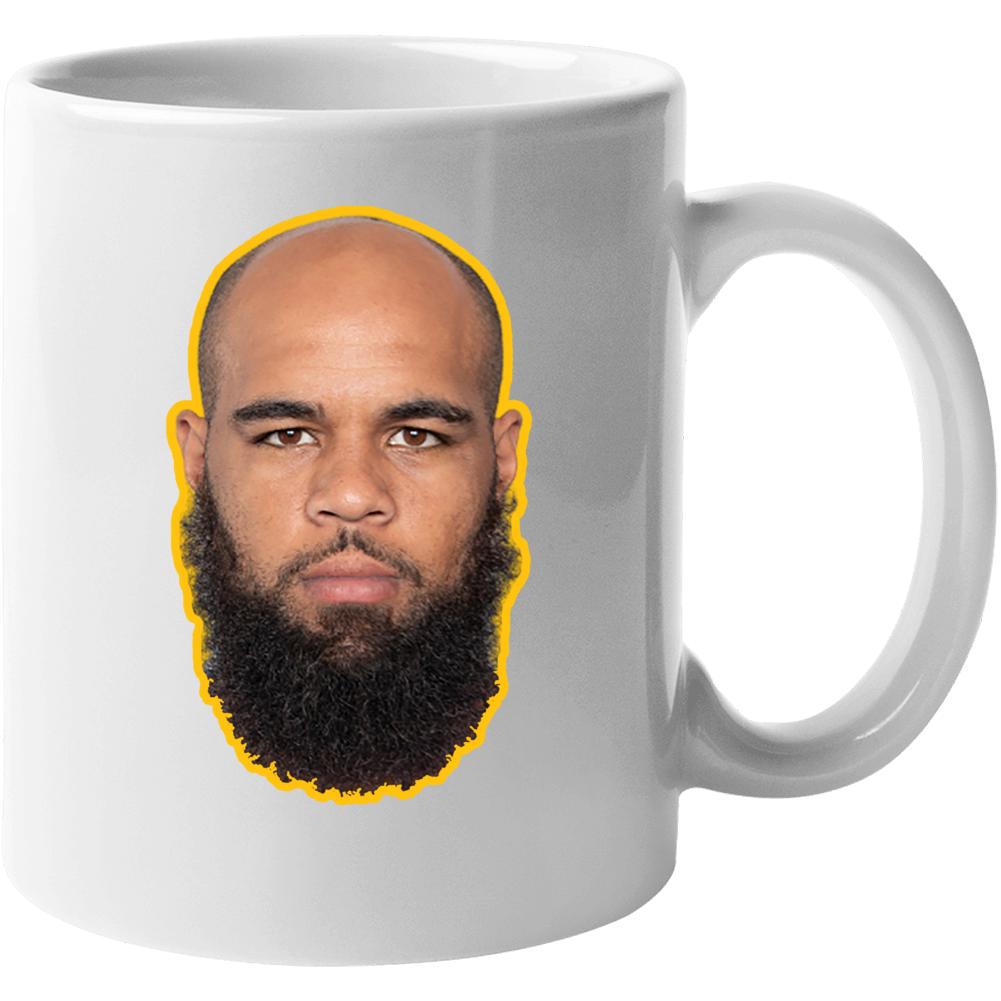 Keenan Allen Los Angeles Football Fan Mug