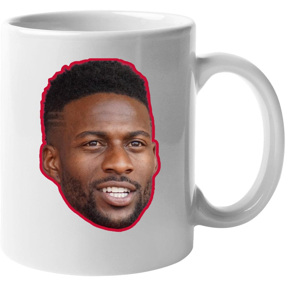 Emmanuel Sanders Buffalo Football Fan Mug