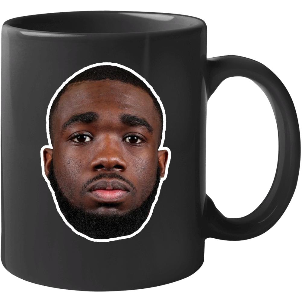 Denzel Mims New York Football Fan Mug