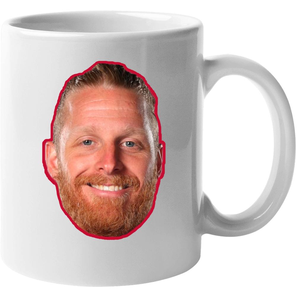 Cole Beasley Buffalo Football Fan Mug