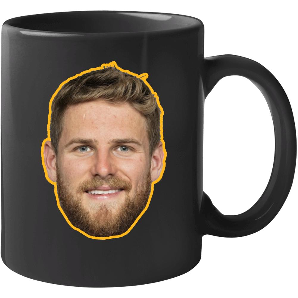 Michael Burton Kansas City Football Fan Mug