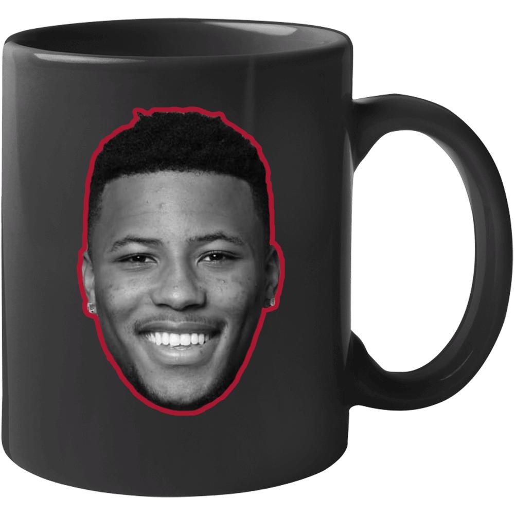 Saquon Barkley New York Football Cool Fan Mug