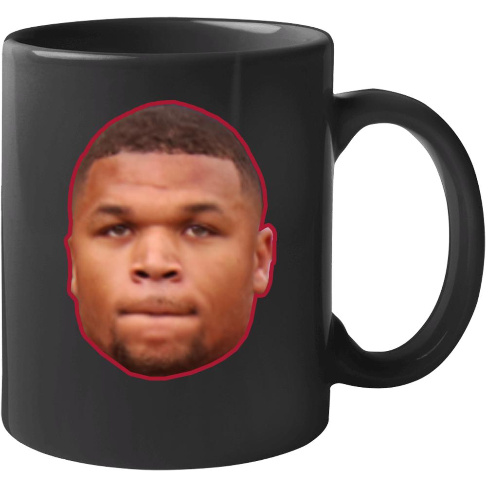 Devontae Booker New York Football Fan Mug