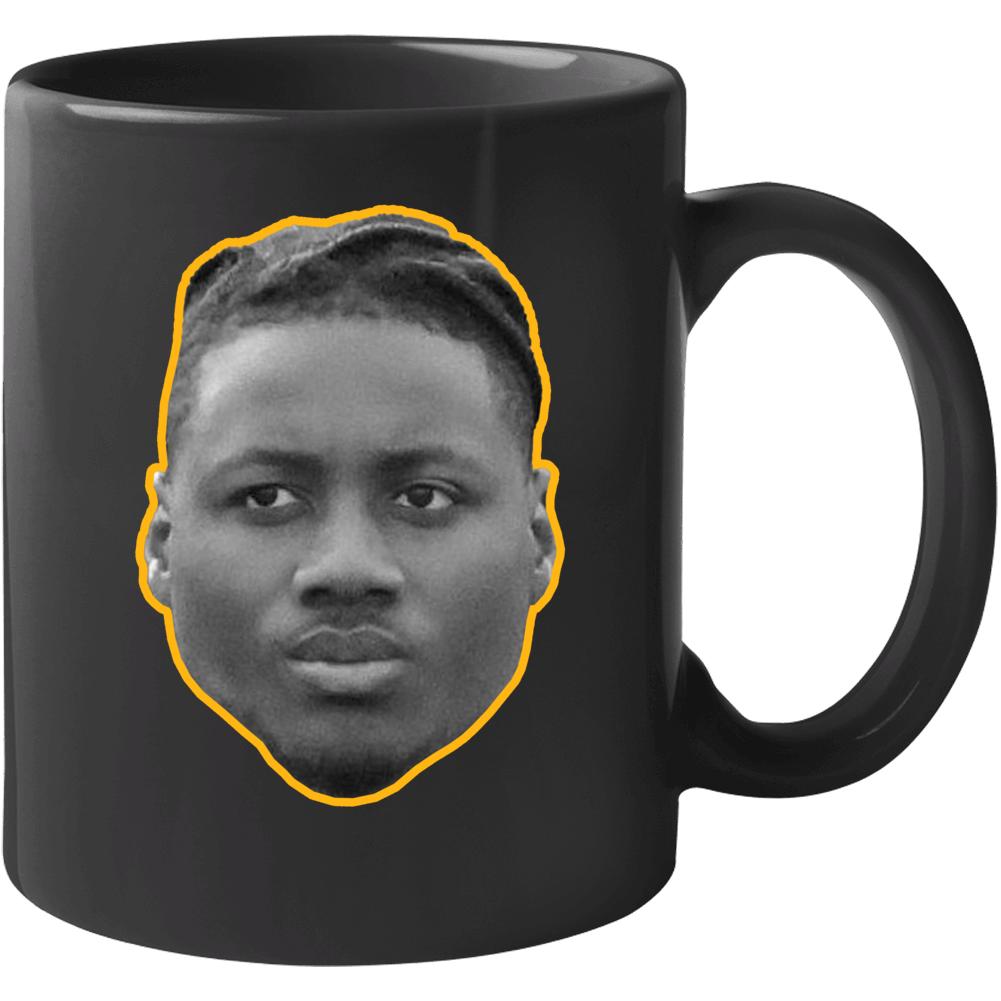 Curtis Samuel Washington Football Cool Fan Mug