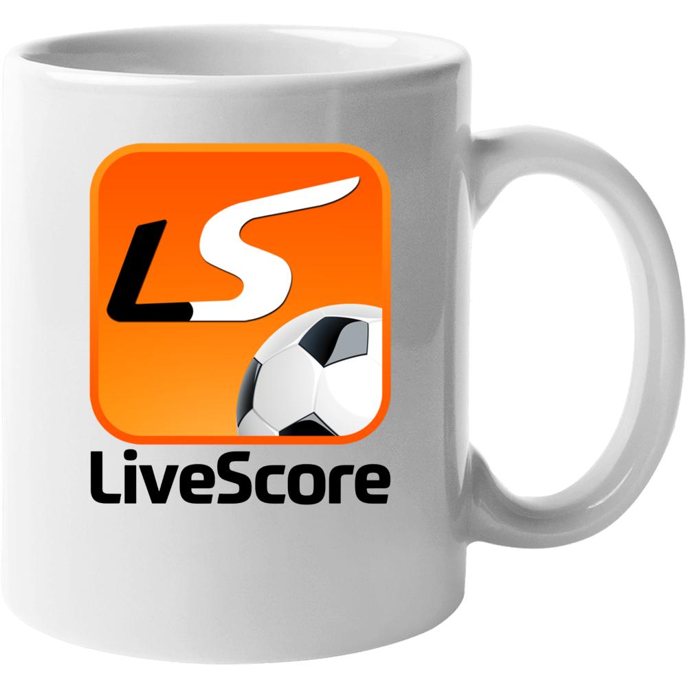 Livescore Sports Website Sport Scores Mug