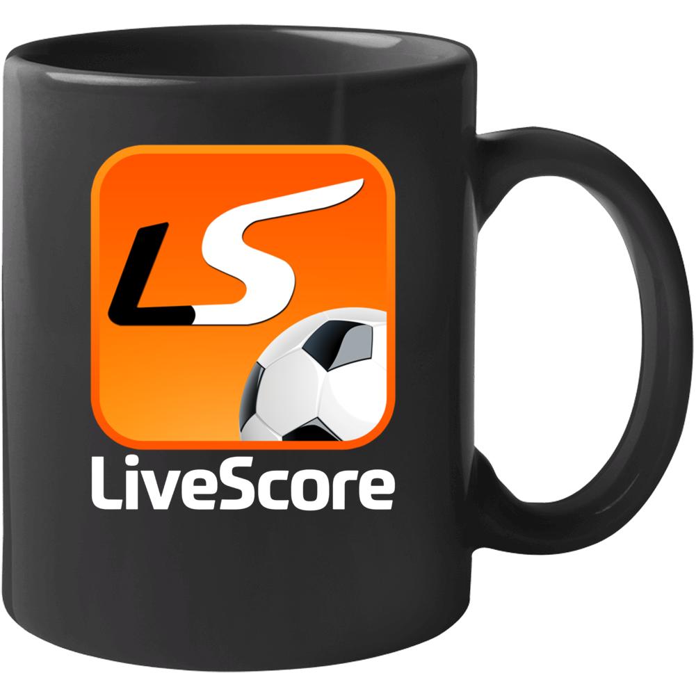 Livescore Sports Website Sport Scores Soccer Mug