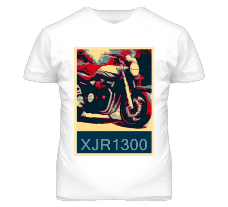 Shirt Tee hombre Xjr1300 Yamaha Camisetas para FJlK1c3T