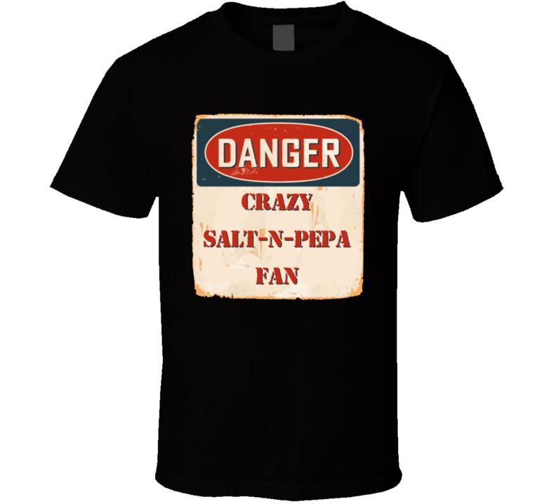 Crazy Salt-N-Pepa Fan Music Artist Vintage Sign T Shirt