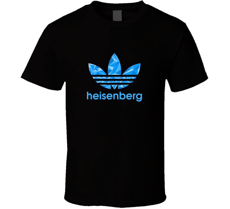 Heisenberg Breaking Bad Adidas Parody  T Shirt