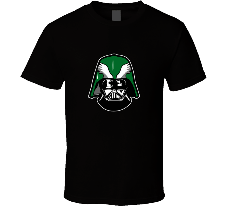 Philadelphia Eagles Darth Vader Mashup T Shirt Funny NFL Star Wars Parody