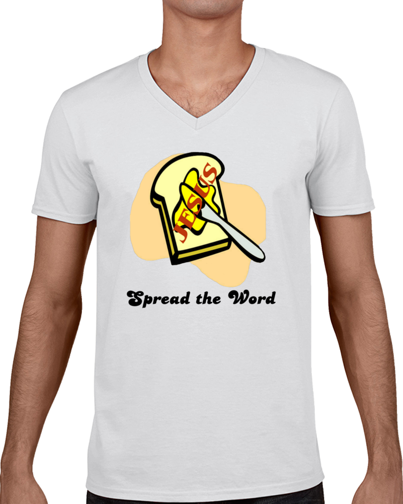 Spread The Word T Shirt