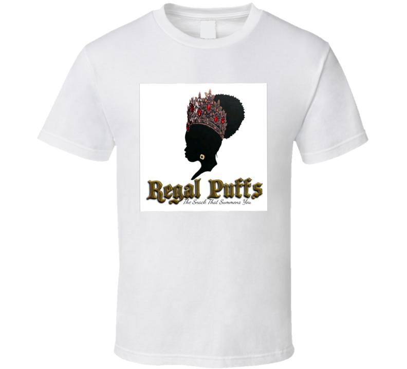Regal Puffs T Shirt