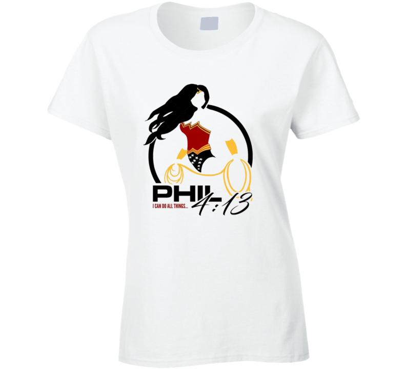 Phil 4:13 T Shirt