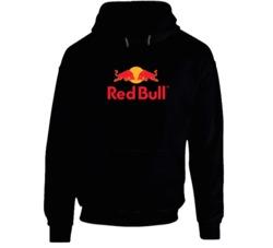 Red Bull Sweat Cloth  Hoodie