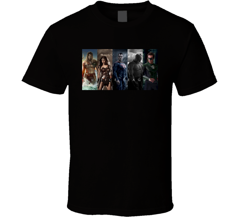 marvel heroes Justice League T Shirt