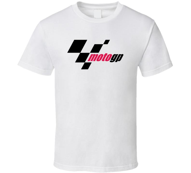 Moto Gp Logo  T Shirt
