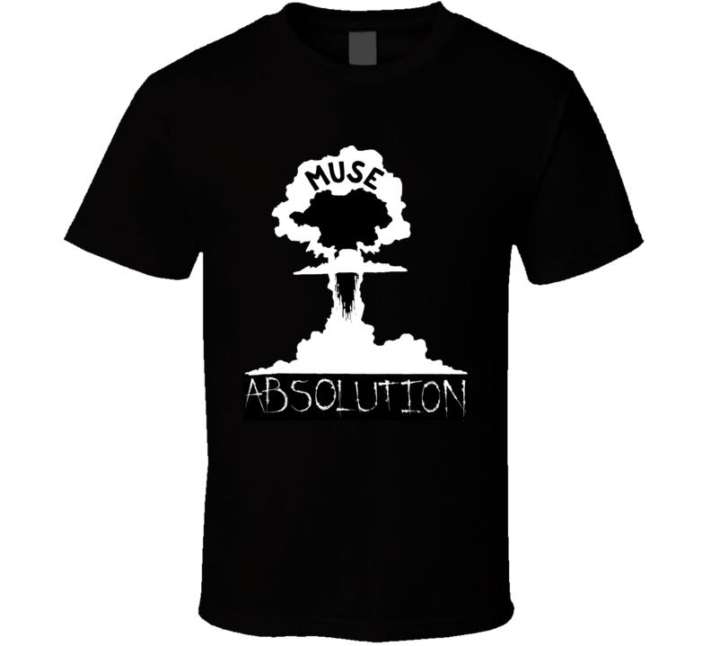 Absolution Album T Shirt