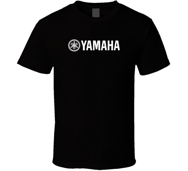 Yamaha Logo  T Shirt