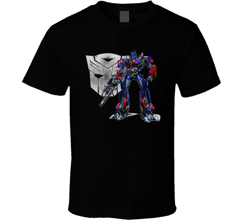 New Men Appreal Style Transformer Prime T Shirt