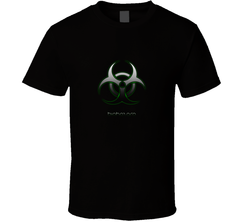 Warning Logo  T Shirt