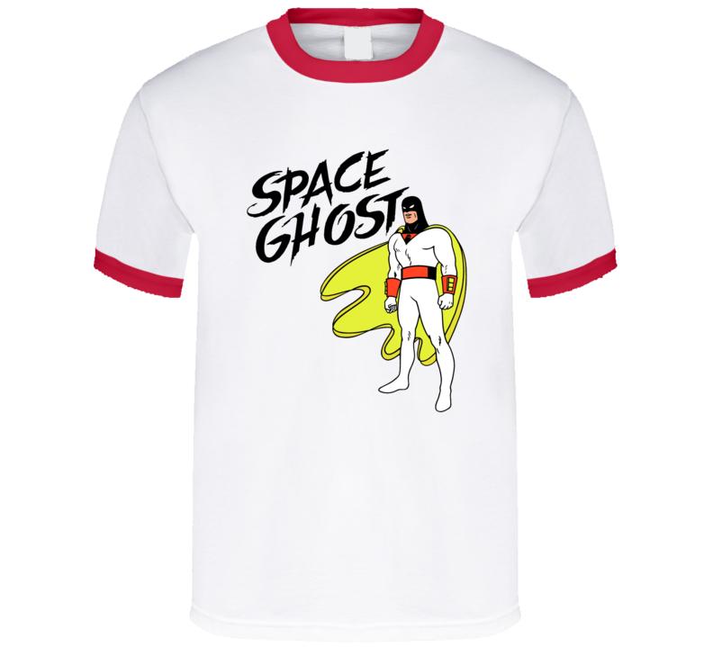 space ghost cartoon T Shirt