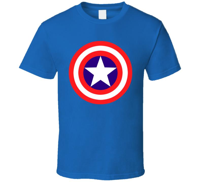 ultimate captain america logo  T Shirt