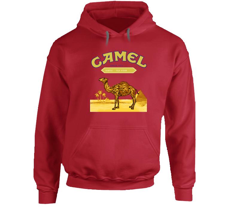 Smoking Area Camel Since 1913 Hoodie