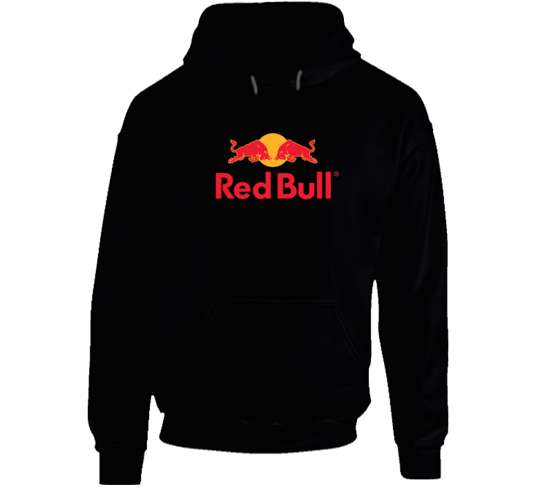 Red Bull Sweat Cloth Hoodie