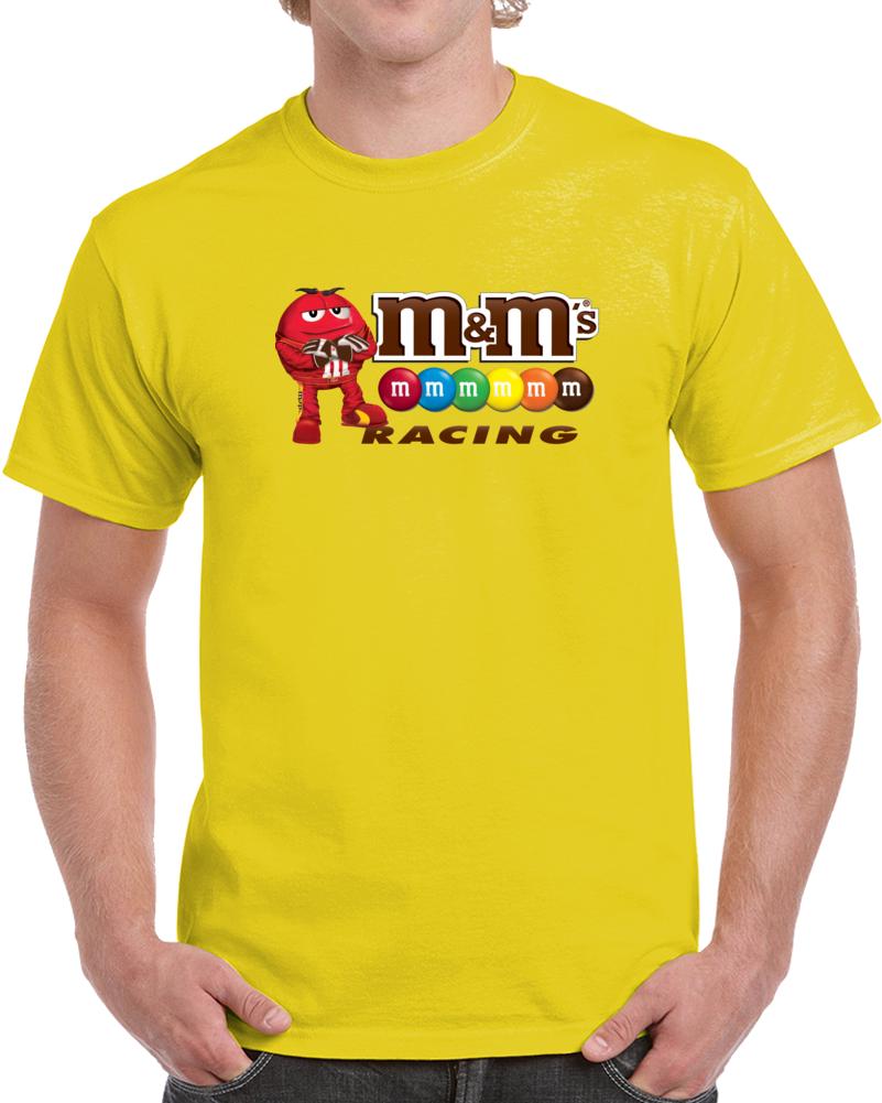 M&m Racing Sport  T Shirt
