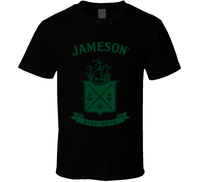 Jameson Irish Sine Metu Hot Style  T Shirt
