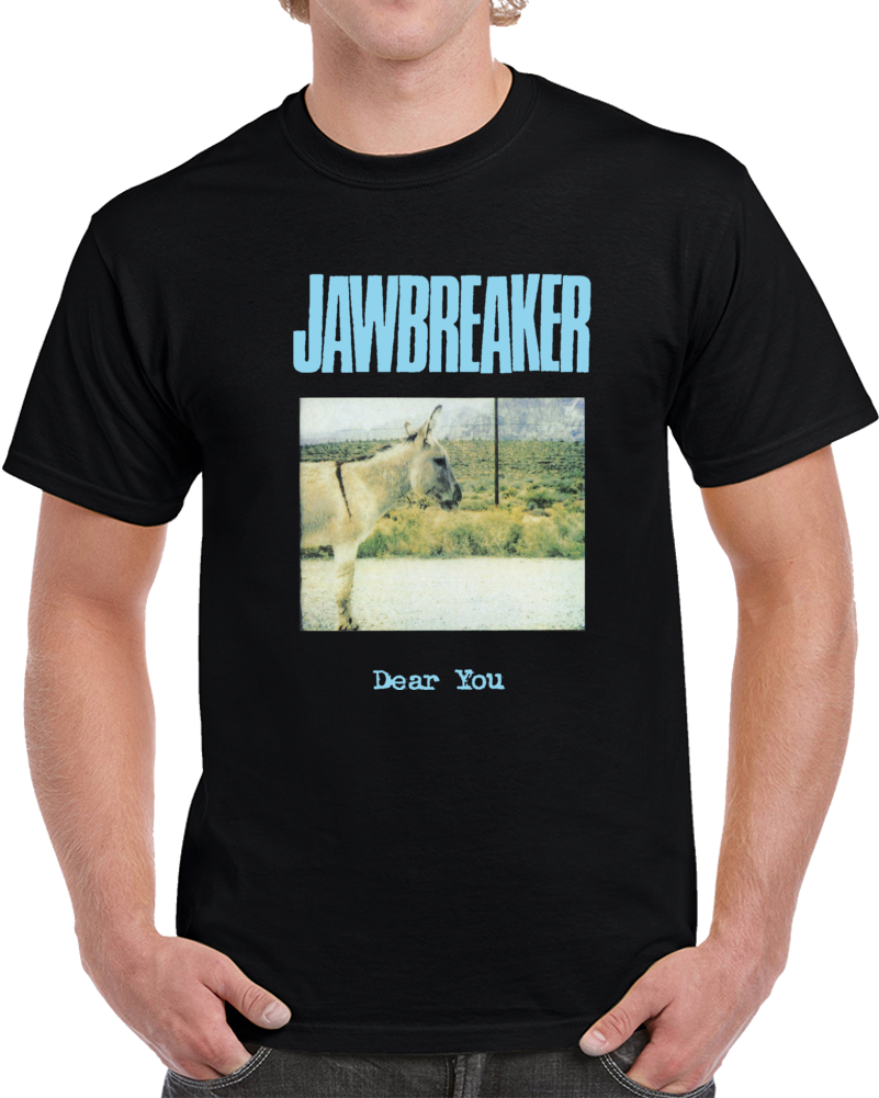 Arm Jawbreaker Dear You Album Hot Stuff Apparel T Shirt