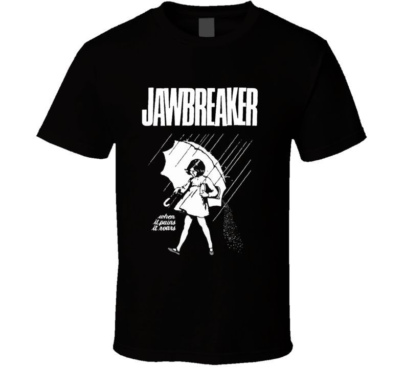 Hot Retro Music Jawbreaker Band Rock Apparel T Shirt