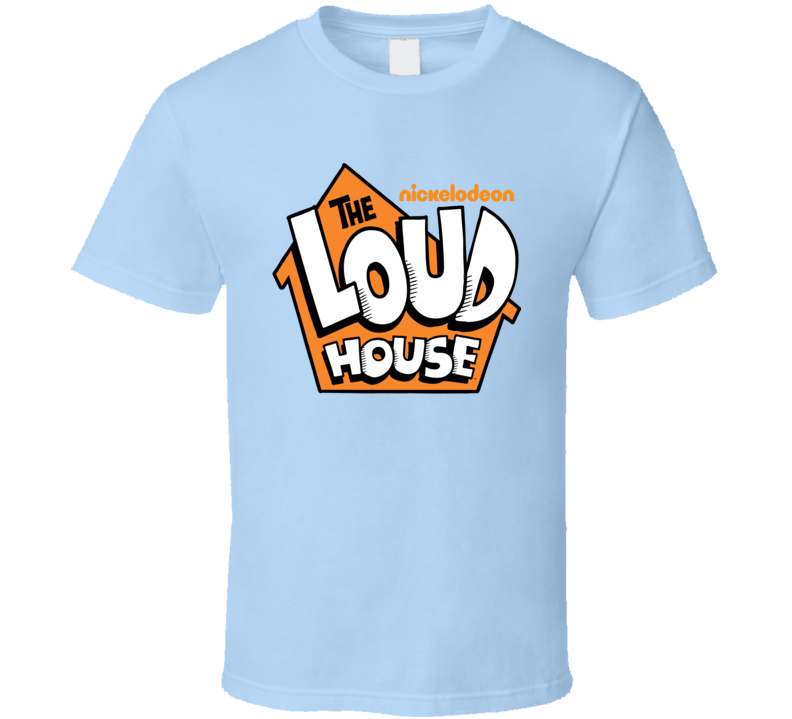 The Loud House Nickelodeon T Shirt