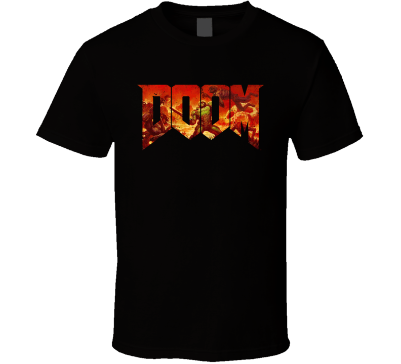 Doom Doom Games Mf Doom T Shirt