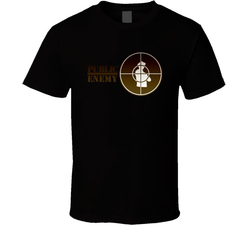 Public Enemy New Style Hot Item  T Shirt